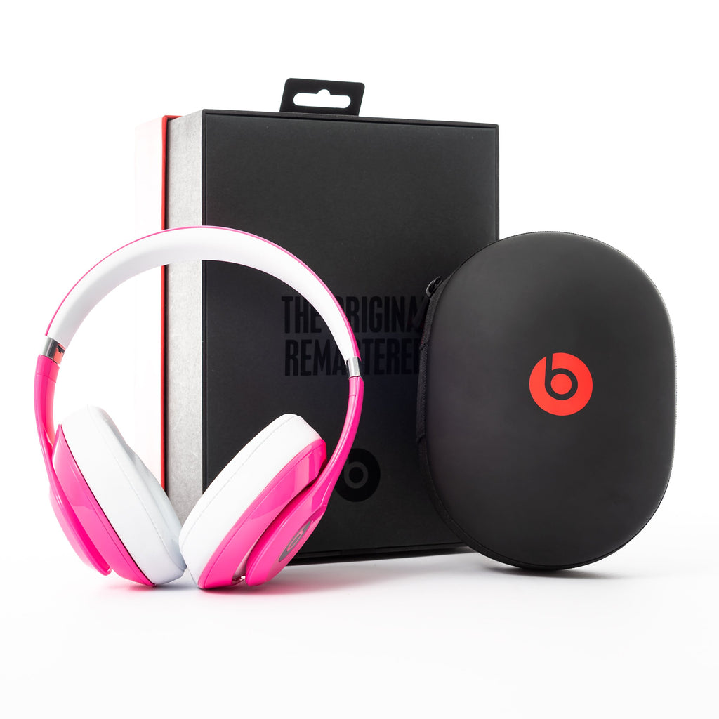 Beats Studio 2.0 Wired (Pink)
