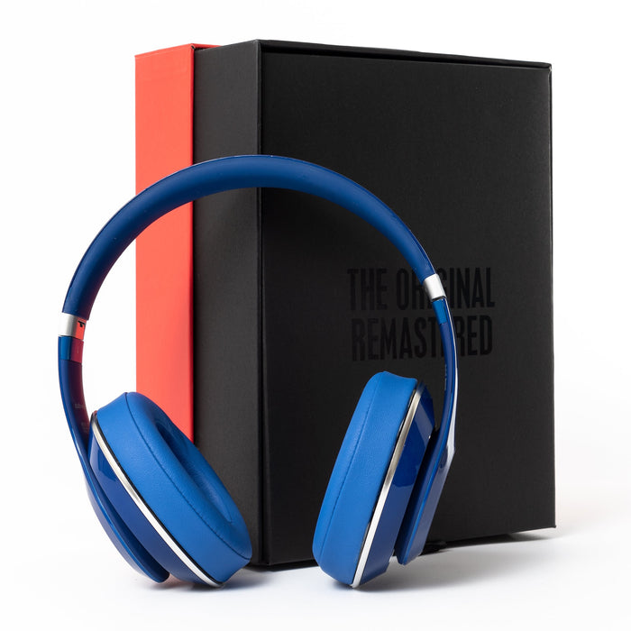 Beats by Dre Beats Studio 2.0 Wireless Blue (Beats2.0/Wireless/Blue) - Mac-Warehouse