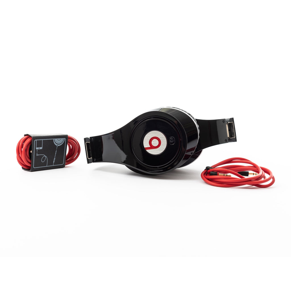 Beats by Dre Beats Studio Wired (Black) - Mac-Warehouse