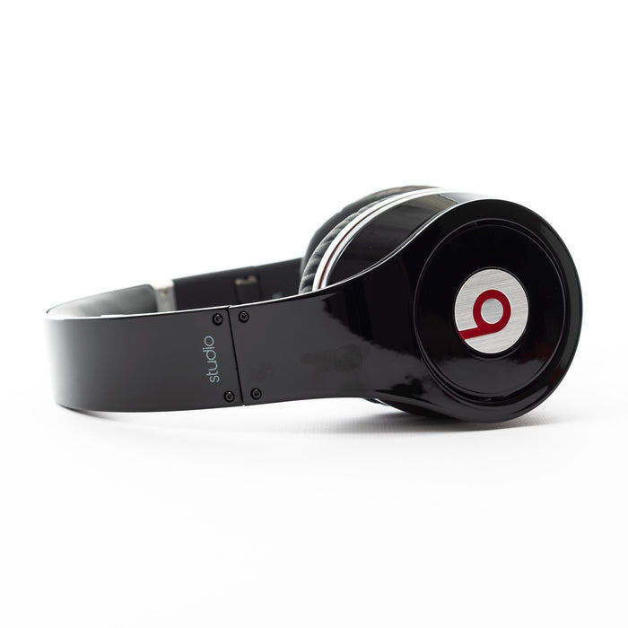 Beats by Dr Dre Beats Studio Wired (Black) - Mac-Warehouse