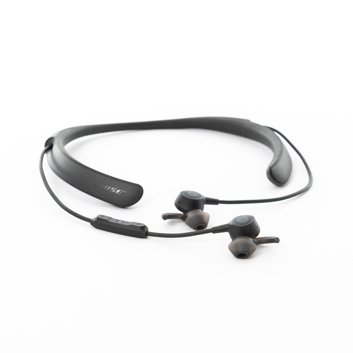 Bose Bose QuietComfort 30 Wireless Neckband (Black) - Mac-Warehouse