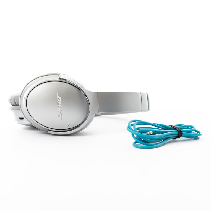 Bose Bose QuietComfort 35 Wireless I (Silver) - Mac-Warehouse