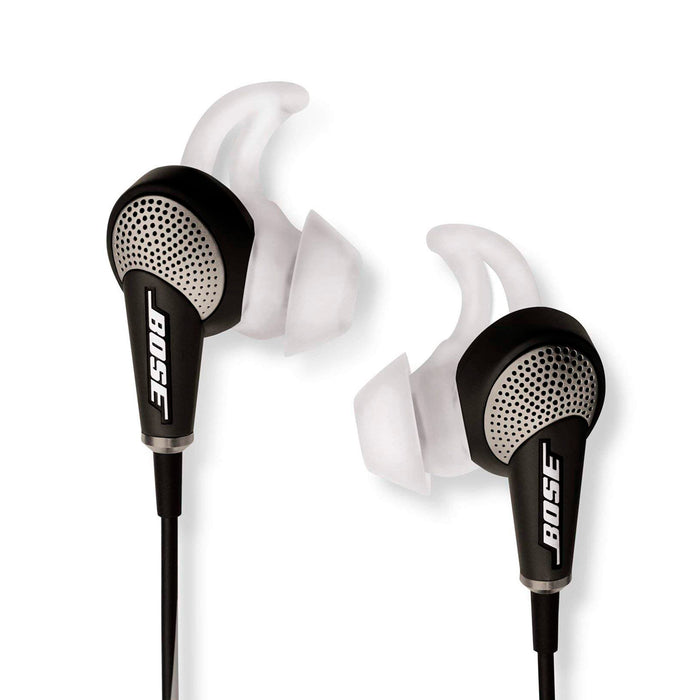 Bose QuietComfort 20i Wired (Black/Grey)