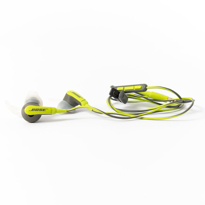 Bose Bose SIE2i Sport Wired (Green) - Mac-Warehouse