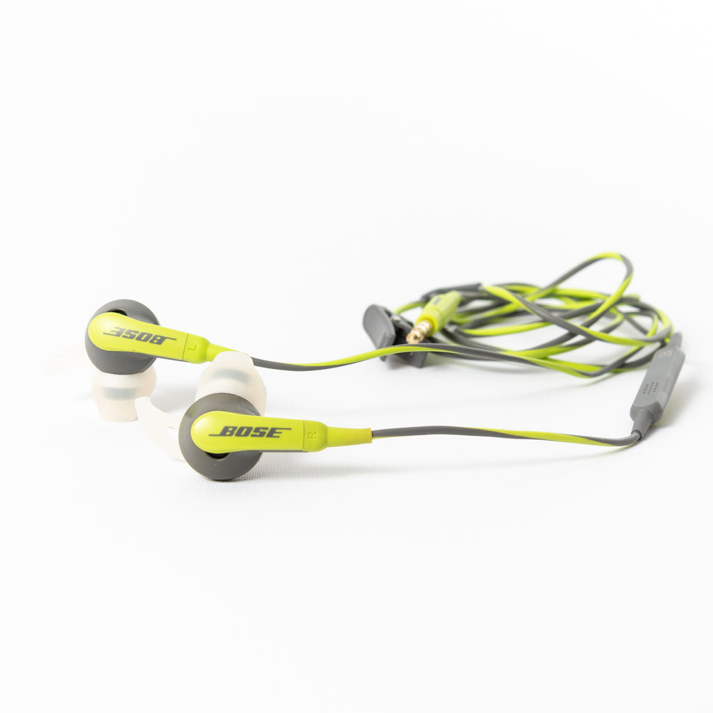 Bose SoundSport Wired (Green)