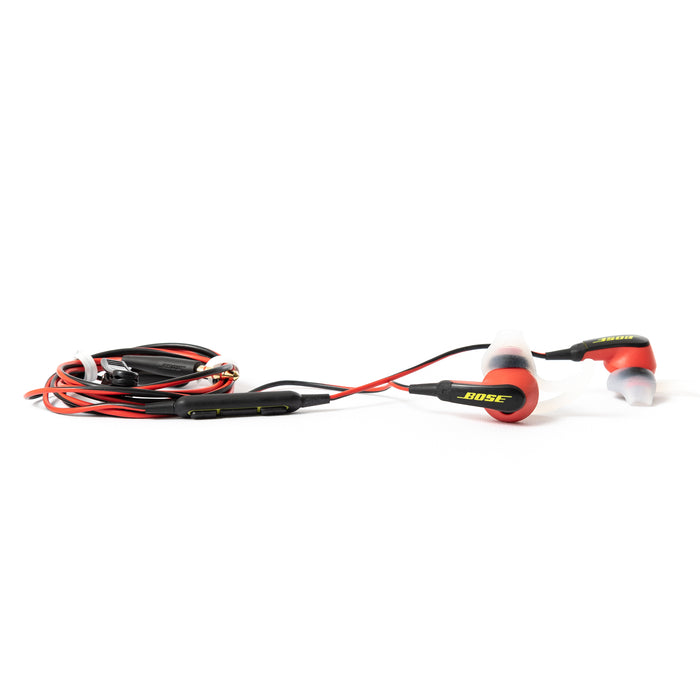 Bose SoundSport Wired (Power Red)