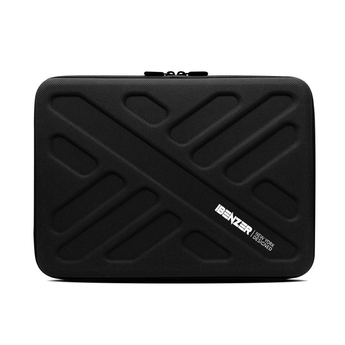 iBenzer iBenzer Bumptect Laptop Sleeve Up to 13.3-inch Case Black (LS-BPP-0113BK) - Mac-Warehouse