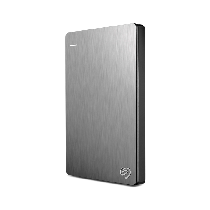 Seagate Seagate Backup Plus Slim 1TB Portable External Hard Drive for Mac - Mac-Warehouse