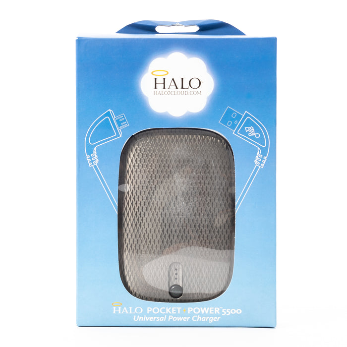 Halo Back up Power Bank (Black)