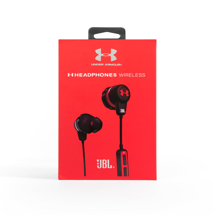 JBL Under Armour Sport Wireless Headphone (Black)