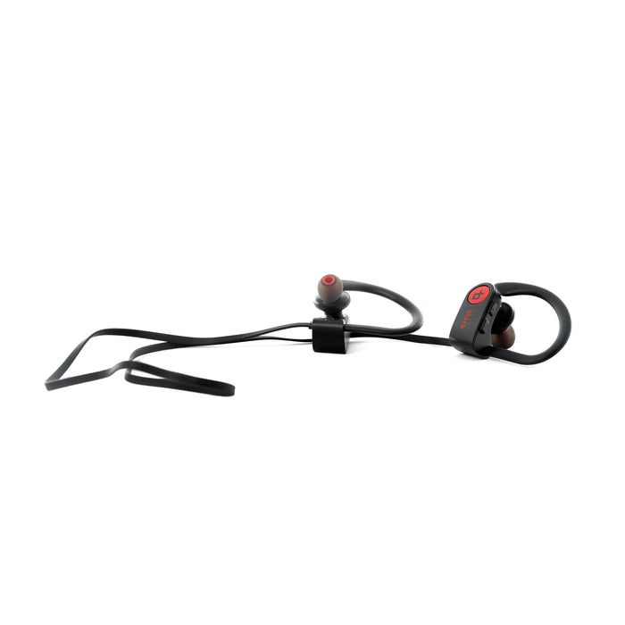 Level Black Level Black Viper Wireless NEW (LBH-101BK) - Mac-Warehouse