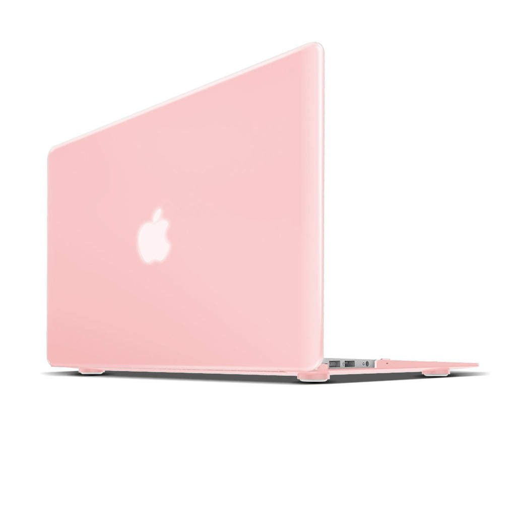 iBenzer iBenzer Neon Party Macbook Air 13-inch Case Rose Quartz (LC-NPT-A13RQ) - Mac-Warehouse