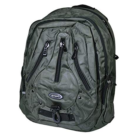 Olympia 16-inch Laptop Backpack (Khaki)