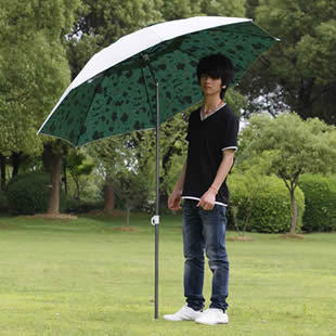 Outdoor sun umbrella for fishing camping  beach
