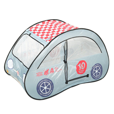 "Kids Pop-up Car Play Tent Tents for 1-4 Children 51""x25""x26"""