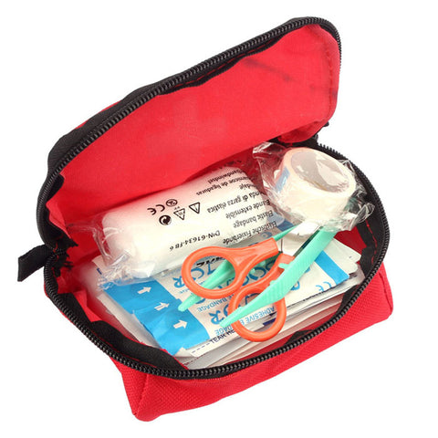 Emergency First Aid Kit Bag