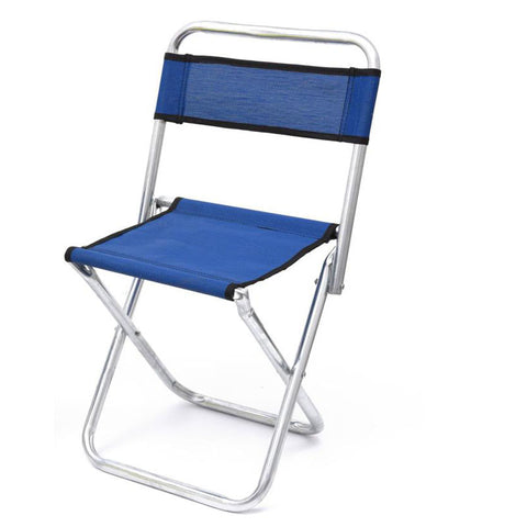 Ultra Light Portable Folding Fishing Chair Seat