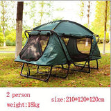 Action Club Folding Tent Bed three season 1-2 Person
