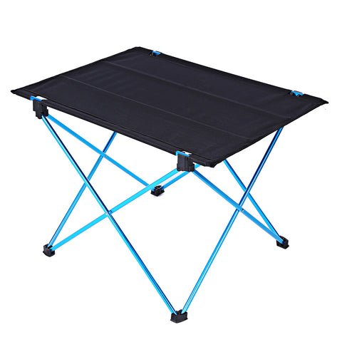 Outlife DK - 1 Folding Table Desk Aluminum Alloy For Entertainment Camping Kit