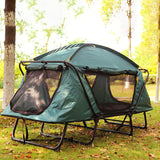 Waterproof Folding Tent Bed Automatic Camping Tent 1-2 Person