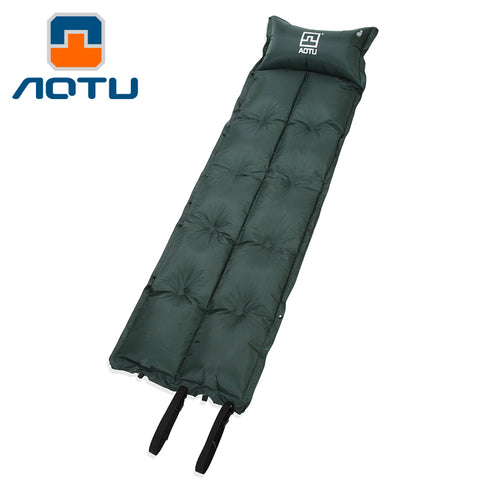 Inflatable Pillow Camping Mat