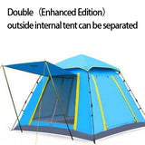 4 person tent  Four doors