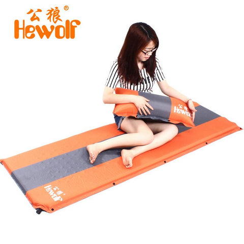 Outdoor mat supporting recreational beach nap