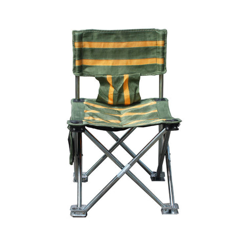 Outdoor Recreation Fishing Folding Chair Small Bench Portable Chair Stool Beach Barbecue Chair  Fishing Stool