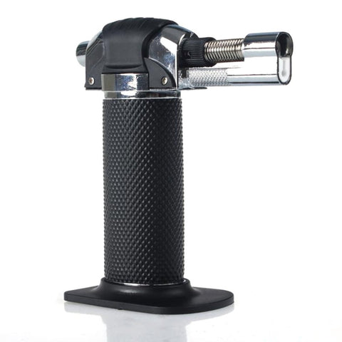 High Temperature Refillable Butane Torch Lighter