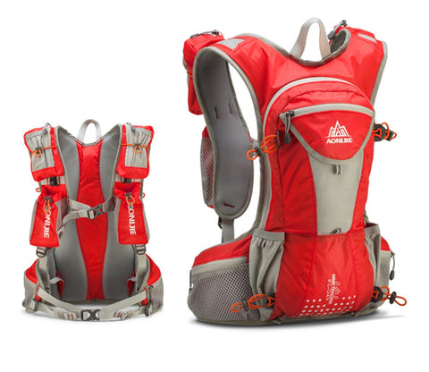 Sport Backpack Outdoor Close Fitting - Hydration Pack Not Included