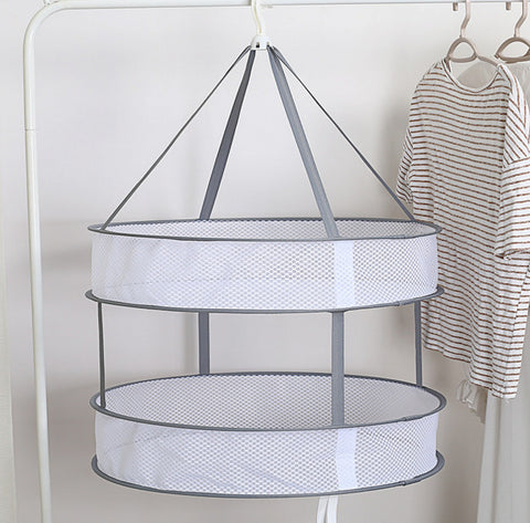Hanging 2 Tier Drying Rack