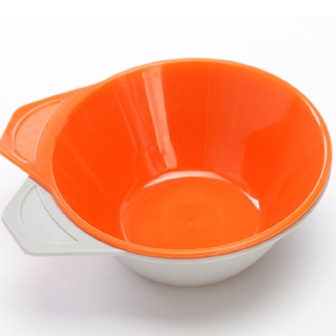 Outdoor Food-Grade Tableware 200 ML Plastic Bowls Utensils For Drinking Water Fruit Dishes Tray Dried Fruit Plate P15