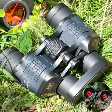 Binoculars 60x60 3000M Outdoor Waterproof Telescope High Power