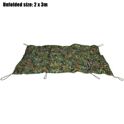 Woodland Oxford Hunting/Camping Car Cover Awning Shelter