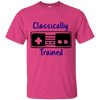 Classically Trained Cotton T-Shirt
