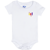 Pocket Protector Baby Onesie 6 Month
