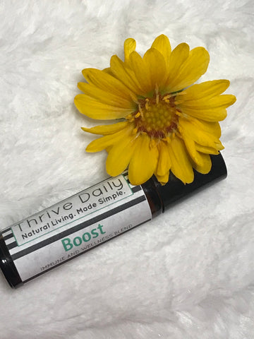 Boost Roller Bottle (IMMUNE AND WELLNESS BLEND)