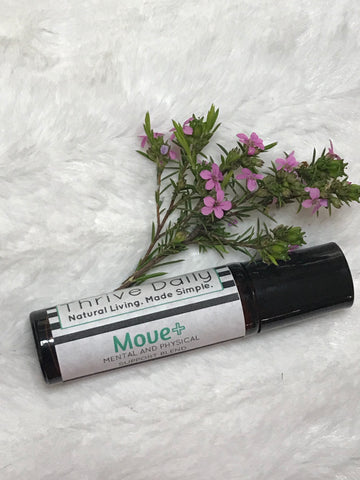 Move PLUS Roller Bottle (MENTAL AND PHYSICAL SUPPORT BLEND)