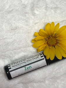 Zen Roller Bottle (RELAX AND RESTORE BLEND)