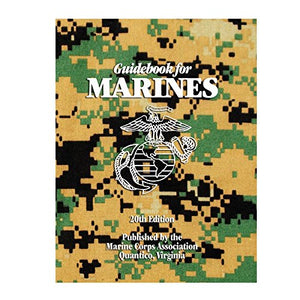 Guidebook for Marines 20th Edition