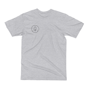 Sun, Mountain, Tree Men's Tee