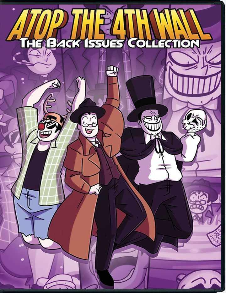 Atop the Fourth Wall: The Back Issue Collection