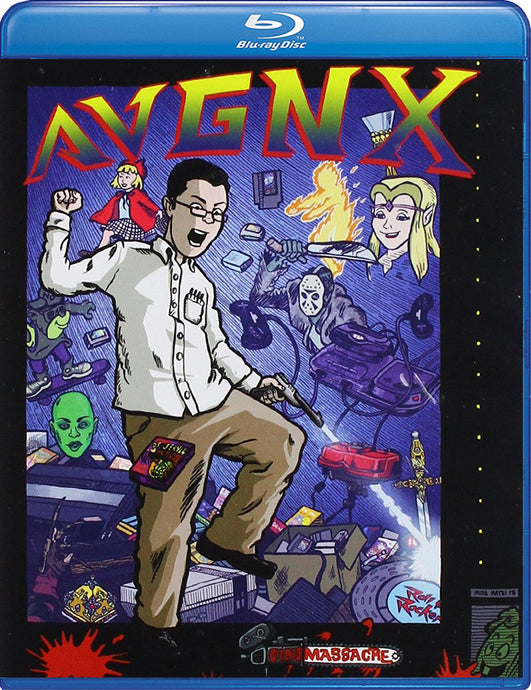 AVGN X Collection (Angry Video Game Nerd Episodes 1-100)