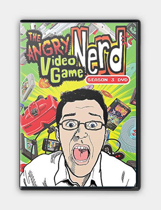 Angry Video Game Nerd Season 3