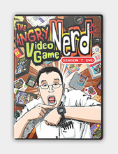 Load image into Gallery viewer, Angry Video Game Nerd Season 7