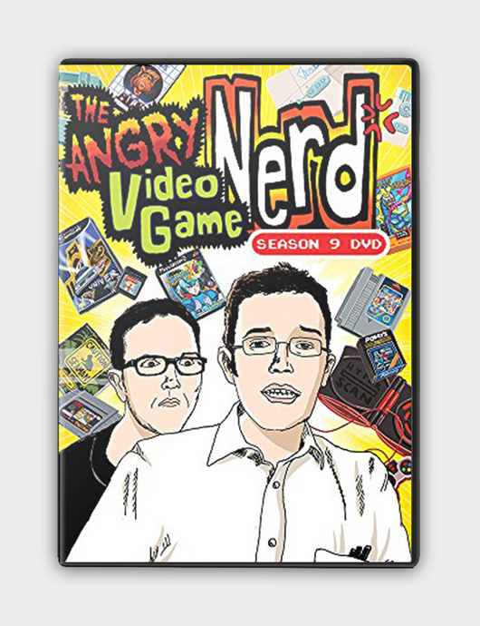 Angry Video Game Nerd Season 9