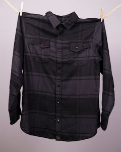 WULFF DEN Lightweight Snap Flannel