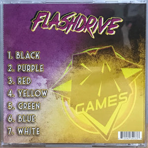 DAGames Flashdrive Songs Made In An Hour CD