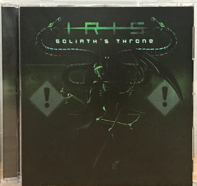 Iris Goliath's Throne CD