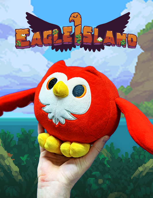 Koji - Eagle Island Plush